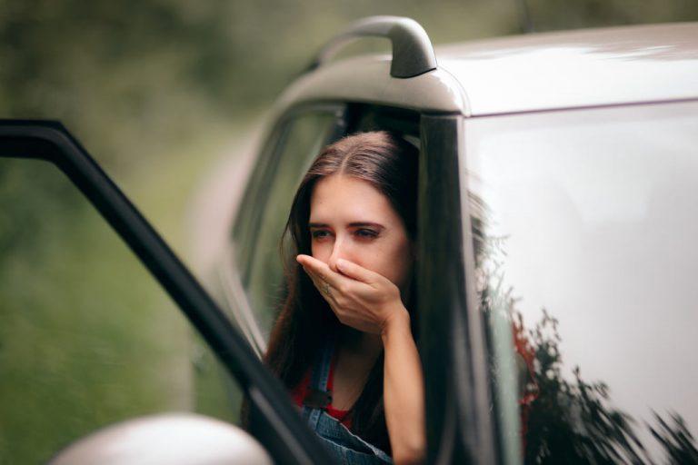 Mal des transports : symptômes et causes