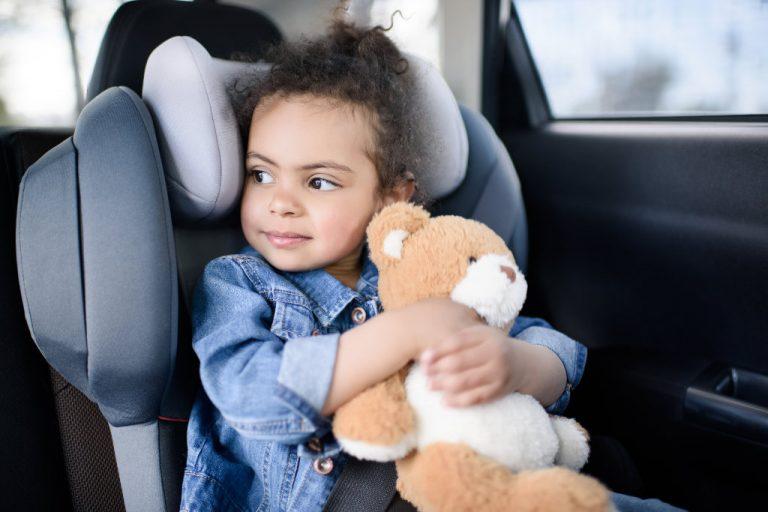 Enfant malade en voiture quelles solutions
